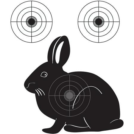 Rabbit Gun Training Targets
