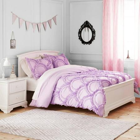 Better Homes And Gardens Kids Ruffle Fans Bedding Comforter Set