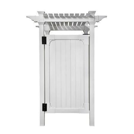 Zippity Outdoor Products Hampton Freestanding Outdoor Shower