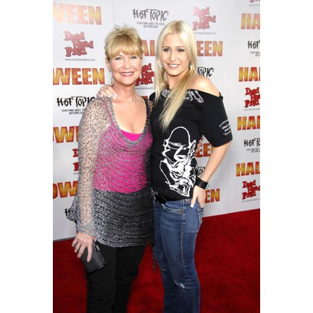 Dee Wallace Gabrielle Stone At Arrivals For Premiere Of Rob ZombieS Halloween GraumanS Chinese Theatre Los Angeles Ca August 23 2007 Photo By Michael GermanaEverett Collection Celebrity - Halloween 2 Rob Zombie Theme Song