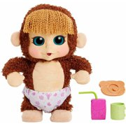 Animal Babies Feature Monkey, Jumpin Lil Monkeys, Girl
