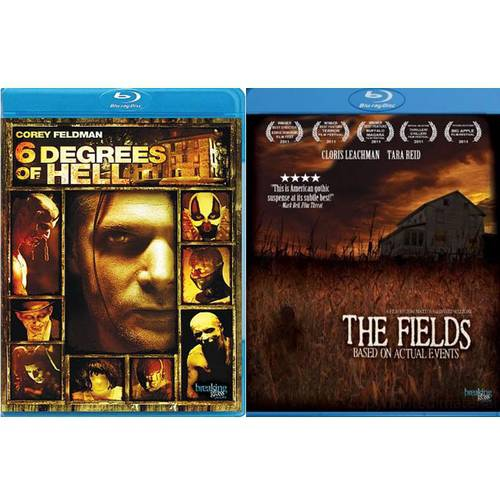 6 Degrees Of Hell / The Fields (Blu-ray) (Widescreen)