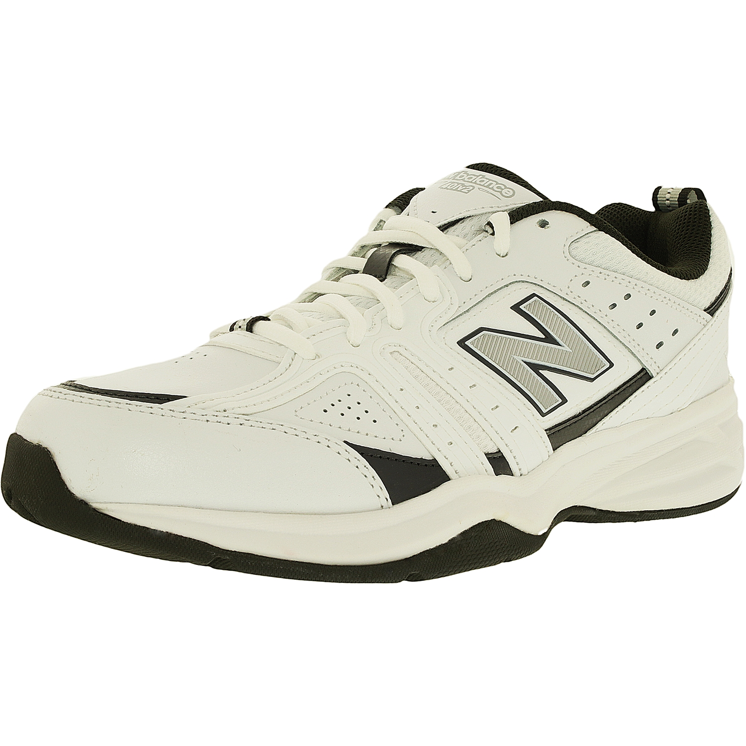 New Balance Men's Training Ankle-High Leather Cross Trainer Shoe by New Balance