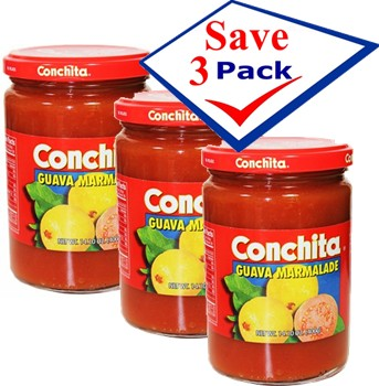 Conchita guava marmalade 14.1 oz Pack of 3