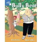 Rigby Star Guided 1 Blue Level: Bully Bear Pupil Book (Single) (Paperback)