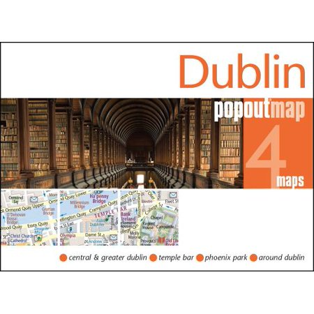 Dublin Popout Map (Best Naturopath In Dublin)