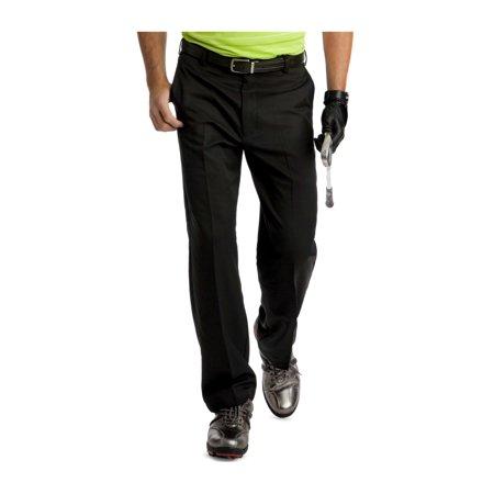 izod- flat front microsanded golf pants