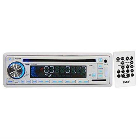 AM/FM-MPX IN-Dash Marine CD/MP3 Player/USB & SD Card Function
