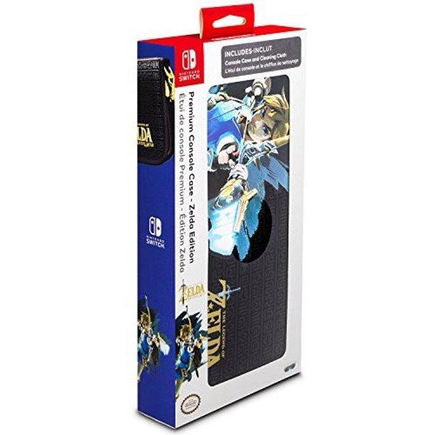 Pdp Zelda Edition Premium Console Case For Nintendo Switch Walmart Com Walmart Com