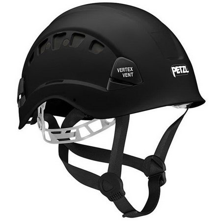 Petzl Vertex Vent Black Helmet, PET-A11N1 (Petzl Vertex Best Helmet Accessories)