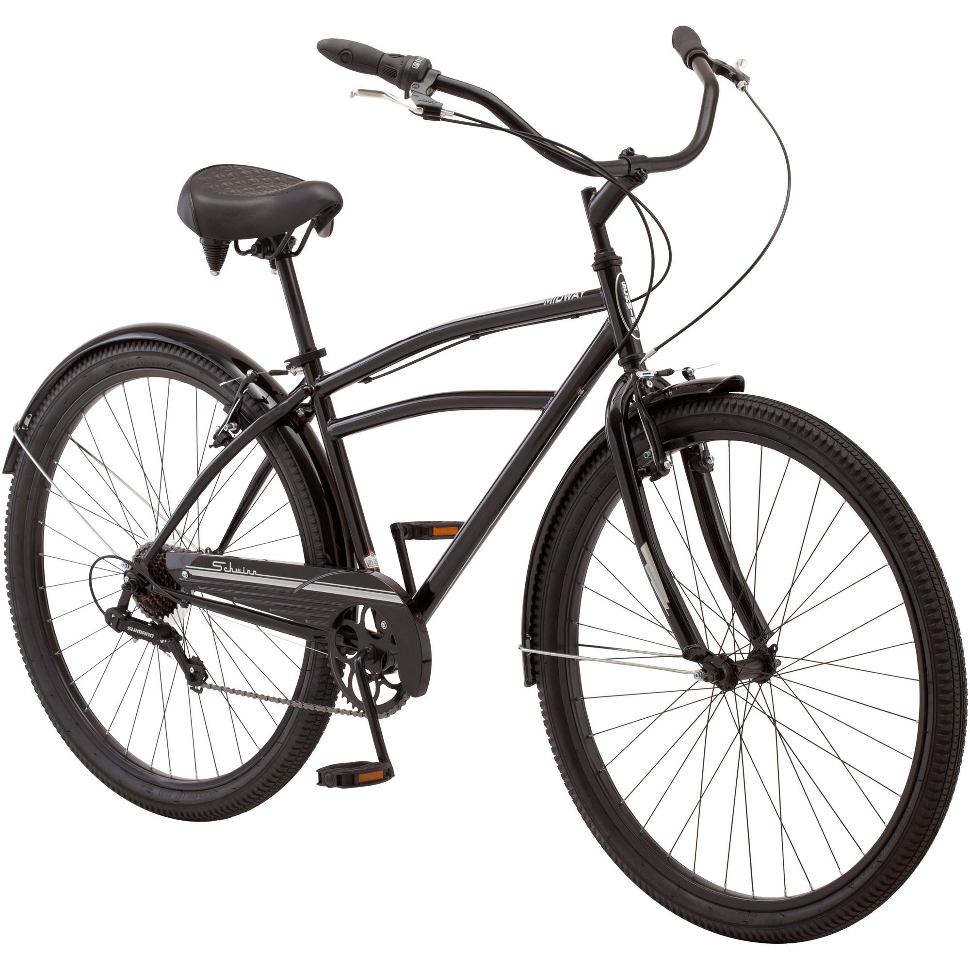 "Schwinn 29"" Men's Midway Cruiser Bike by Pacific Cycle"