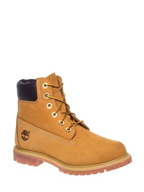 Timberland Tall Lace Up Suede Boots size 9