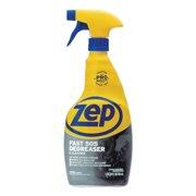 Zep Fast 505 Cleaner & Degreaser Lemon Scent 32 oz Spray Bottle ZU50532
