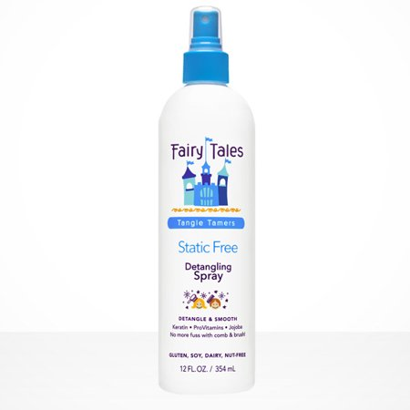Tangle Free Thermal - Tangle Tamers™ Static-Free Detangling Spray, 12oz