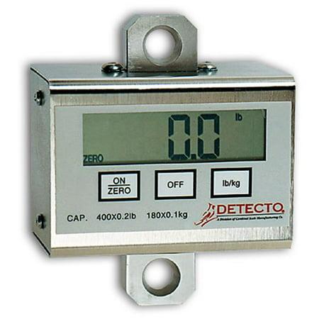 Cardinal Scale-Detecto PL400 Patient Lift Scale 400 Lb X .2 Lb- 182 Kg X.1