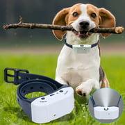 VicTsing Anti Bark Collar Train Mist Spray No Shock Vibration & Sound Humane Training Device Control Your Pet with Anti Barking Dog Collars Free LED
