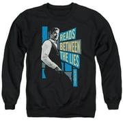 Mentalist Between The Lies Mens Crewneck Sweatshirt