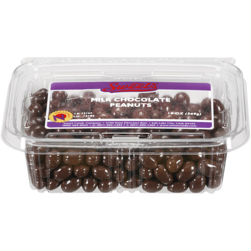 Sweet's Milk Chocolate Peanuts