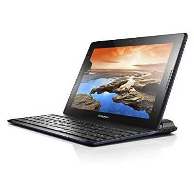 Refurbished Lenovo Tab A10 10.1-Inch 16 GB Tablet (59413342) Midnight Blue