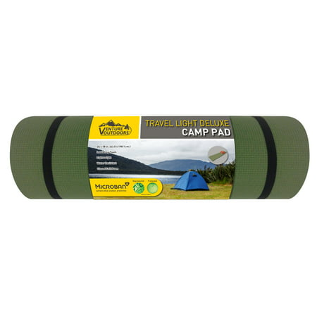 - Venture Products Travel Light Classic Camp Pad