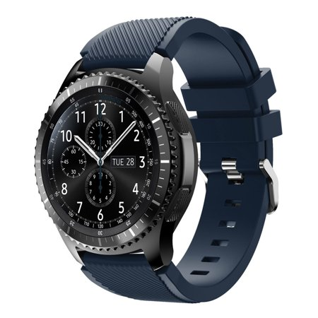 Sports Silicone Bracelet Strap Band For Samsung Gear S3 Frontier