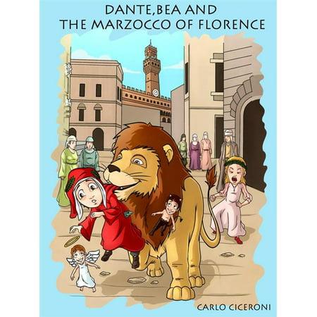 Dante, Bea and the Marzocco of Florence - - La Marzocco Portafilter