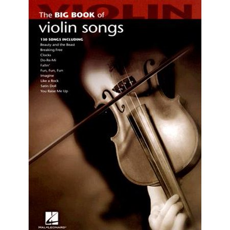 Halloween Song Violin (The Big Book of Violin Songs)