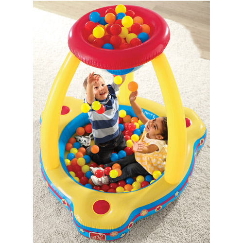 ball pit for babies. step2 catch \u0026 play ball pit for babies l
