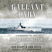 Gallant Lady - Audiobook