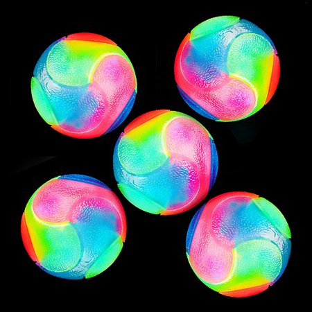 Flashing Ball (Flashing Rainbow Ball)