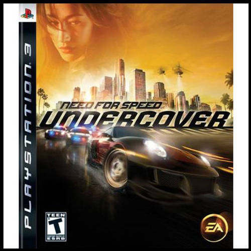 Need For Speed Undercover  (PS3) - Pre-Owned