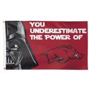 Arkansas Razorbacks WinCraft Star Wars 3' x 5' Flag