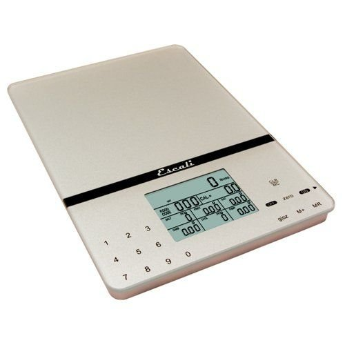 Escali 115N Cesto Kitchen Scale