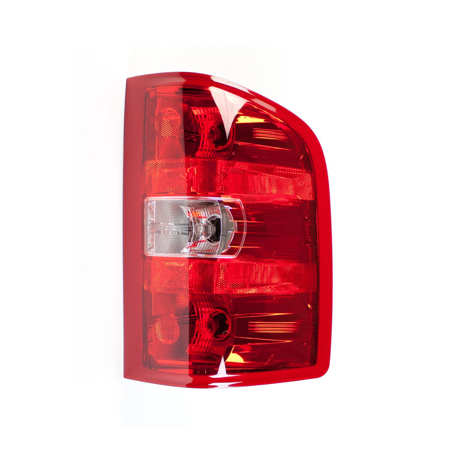 TYC 11-6221-00 Chevrolet Silverado Passenger Side Replacement Tail Light Assembly