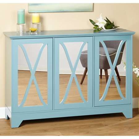 Target Marketing Systems Reflections Buffet / Console - Blue Buffet