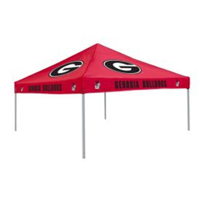 Logo Chair 142-41 108''H x 108''W Collegiate Red Tent - Georgia