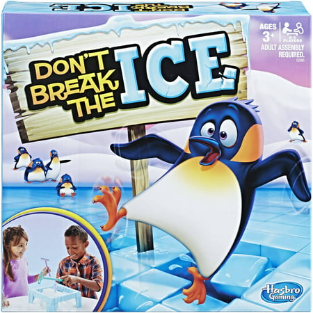 Classic Don't Break the Ice Family Game, Ages 3 and up - Group Games In The Dark