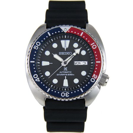 SRP779K1,Men Diver,Automatic,Stainless steel,silicone strap,rotating Bezel,200m (Rotating Bezel 200m Dive Watch)