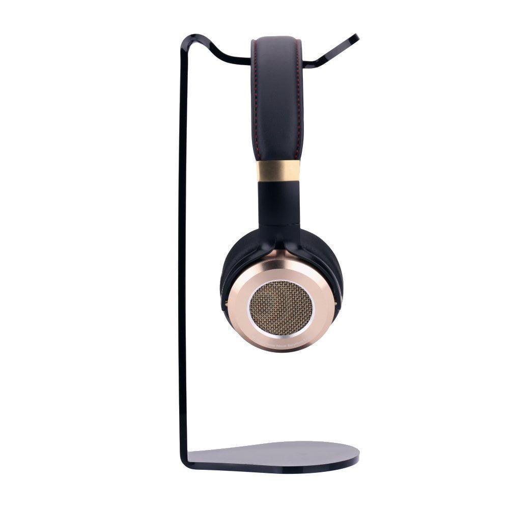 AGPtek Acrylic Durable Headphones Stand Holder Headset Desk Display Hanger Gaming DJ Fit... by AGPtek