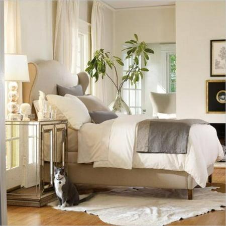 Hooker Furniture Sanctuary 3 Piece Bed Bedroom Set In Bling