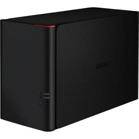 Buffalo Technology LS420D0802 8tb Linkstation 420 Nas 2x4tb Perp Gbe Raid 0/1 Personal Cloud Storage