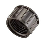"Hose End Cap 3/4"" Female Hose Thread with hose washer"