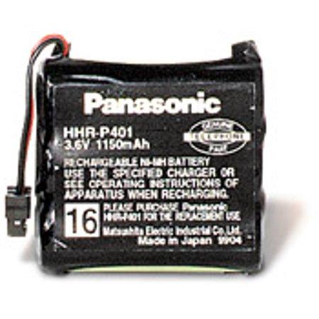Panasonic HHR-P401A Nickel Metal Hydride Batteries for Panasonic Cordless Phones