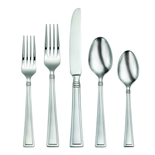 Oneida Butler 45-Piece Flatware Set, Service for 8