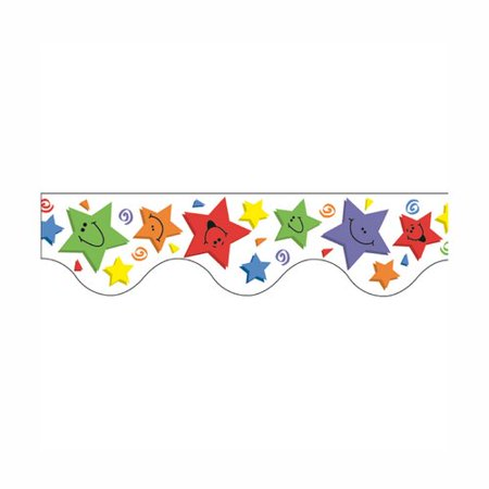 Eureka Classroom Deco Trim Stars Classroom Border