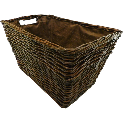 Better Homes and Gardens Handwoven Large Tapered Basket