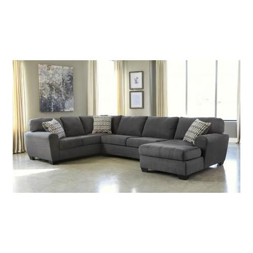 Benchcraft Sorenton 28600 17 34 66 145quot Wide Sectional Sofa