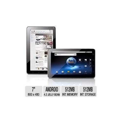 "Refurbished Viewsonic VPAD7 ViewPad 7 - 7"" Android 2.2 Wi-Fi/3G, Bluetooth Internet Tablet, Google GMS & Google Market, Multi-touch"