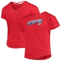 FC Dallas Fanatics Branded Girls Youth Team T-Shirt - Red