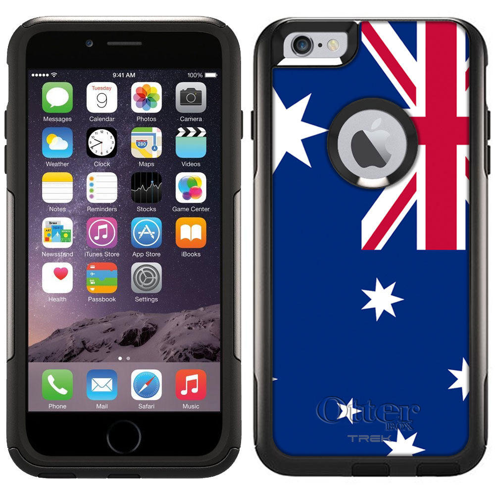 Otterbox Commuter Case for Apple iPhone 6 Plus - Australi...